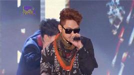 shock (121223 k-pop super concert in america) - beast