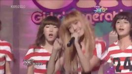 oh (live) - snsd