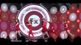 hot summer (live) - f(x)