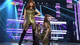 flashback (121229 sbs gayo daejun) - after school