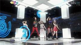 electric shock (121229 sbs gayo daejun) - f(x)