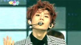 beautiful night (121229 sbs gayo daejun) - beast