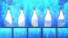 mermaid princess (121229 sbs gayo daejun) - mystic white