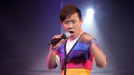 can't take my eyes of you (liveshow luong bich huu 2012) - tran thanh