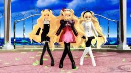 common world domination (vocaloid mmd) - hatsune miku
