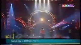 khoc (live) - dong nhi