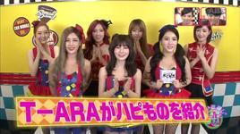sexy love (121222 music japan) - t-ara