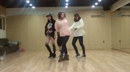 i don't need a man (dance practice) - miss a