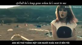 i knew you were trouble (vietsub, engsub) - taylor swift