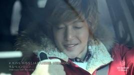 kiss kiss (japanese version) - kim hyun joong
