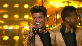 runaway baby (54th grammy awards 2012) - bruno mars