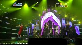roly poly, lovey dovey  (120222 gaon chart k-pop awards) - t-ara