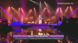 you and me (the netherlands 2012 eurovision) - joan