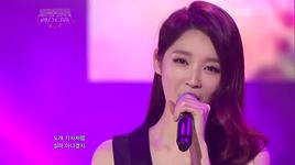 don't say goodbye (120406 music bank in vietnam) - davichi