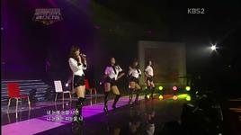 how dare you, ma boy (120406 music bank in vietnam) - sistar
