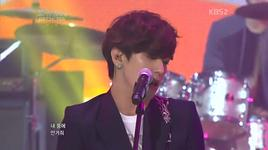 love girl (120406 music bank in vietnam) - cnblue