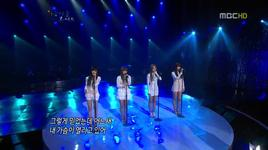 touch (120410 mbc beautiful concert) - miss a