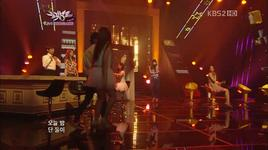lead me, alone (120413 music bank) - sistar