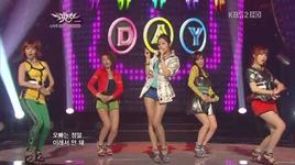 oh my god (120427 music bank) - girl's day