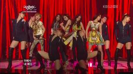 volume up (120427 music bank) - 4minute