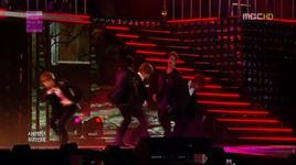 this is war (120428 korean music wave in bangkok) - mblaq