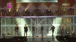 fiction, beautiful (120428 korean music wave in bangkok) - beast