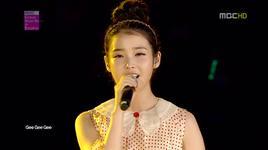 gee, juliette, hello (120428 korean music wave in bangkok) - iu, tae min (shinee)