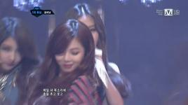 volume up (120510 m!countdown) - 4minute
