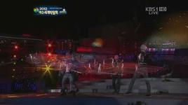 fantastic baby (120511 yeosu 2012 world expo opening) - bigbang