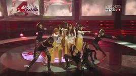 volume up (120511 music bank) - 4minute