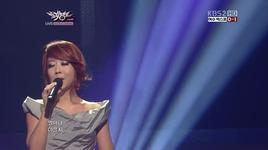 i know (120511 music bank) - yangpa, lee boram (seeya)