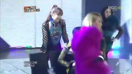 1.2.3.4, i love you (mbc gayo daejun 2012) - 2ne1, lee hi