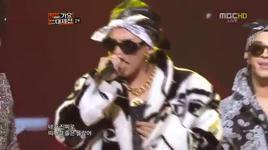 bad boy, fantastic baby (mbc gayo daejun 2012) - bigbang