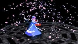 dignified like a blooming flower (vocaloid mmd) - touhou