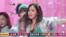 i got a boy (130111 comeback music bank) - snsd
