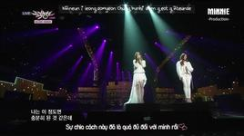 lost in love (130111 music bank) (vietsub) - tae yeon (snsd), tiffany (snsd)