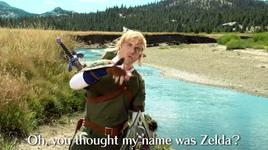 the legend of zelda rap - smosh