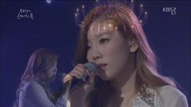 lost in love (130119 yhy's sketchbook) - tae yeon (snsd), tiffany (snsd)