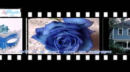 love is blue (lyrics) - vicky leandros