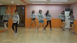 get out (dance practice) - aoa