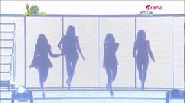 poison (130131 the 22nd seoul music awards) - secret