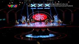 nhom s.i.n.e (vietnam's got talent - ban ket 3) - v.a