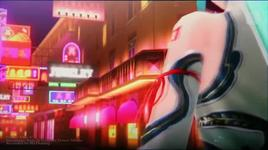 world end's dancehall (project diva extend) - hatsune miku, megurine luka