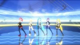 yellow - vocaloid girls