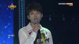 still i miss you, man in love (130403 mbc music show champion) - infinite