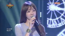 turtle (130403 mbc music show champion) - davichi