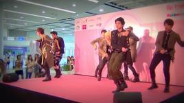 make you dance (ray roadshow 130323) - evo nine