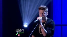 as long as you love me (acoustic live) - justin bieber
