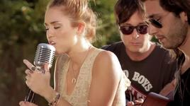 look what they've done to my song (miley cyrus cover) - the backyard sessions