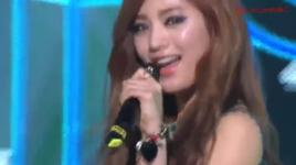 ma boy 3 (130420 music core) - electroboyz, nana (after school)